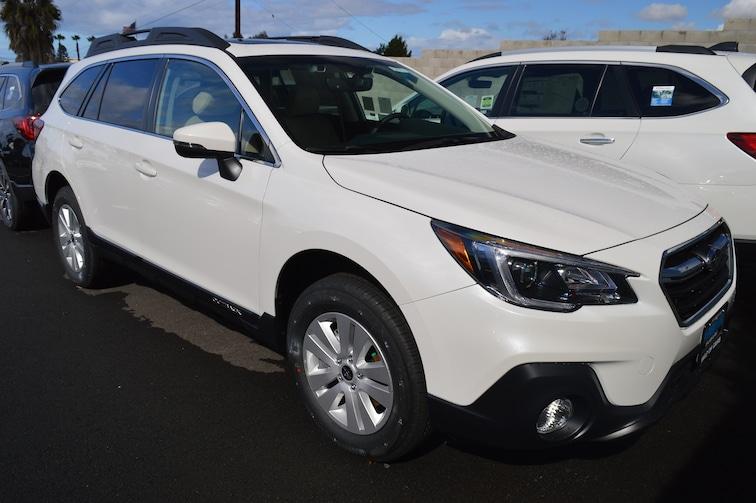 New 2019 Subaru Outback 2.5i Premium SUV near San Diego