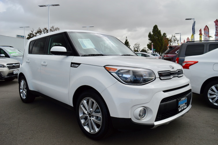Used 2017 Kia Soul + Hatchback near San Diego