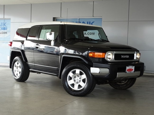 DYNAMIC_PREF_LABEL_AUTO_USED_DETAILS_INVENTORY_DETAIL1_ALTATTRIBUTEBEFORE 2007 Toyota FJ Cruiser 4DR 4WD AT 4WD  Manual DYNAMIC_PREF_LABEL_AUTO_USED_DETAILS_INVENTORY_DETAIL1_ALTATTRIBUTEAFTER