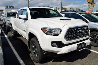 New 2019 Toyota Tacoma TRD Sport V6 Truck Double Cab