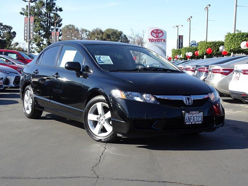2010 Honda Civic LX S Sedan
