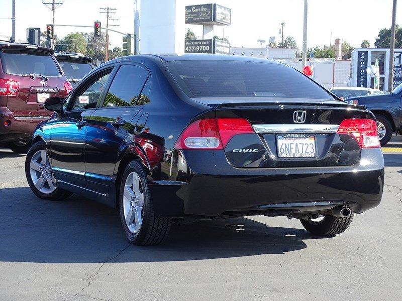 ... 2010 Honda Civic LX S Sedan ...