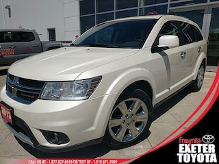 2013 Dodge Journey R/T AWD SUV