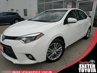 2015 Toyota Corolla LE Upgrade Sedan
