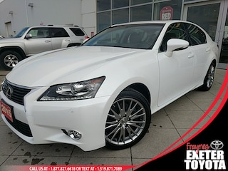 2015 LEXUS GS 350 AWD Luxury Package Sedan