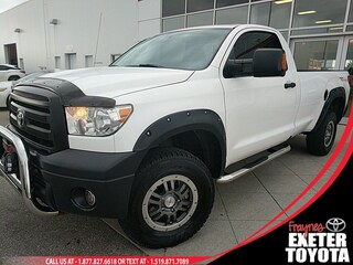 2010 Toyota Tundra Base 4.6L V8 Truck Regular Cab