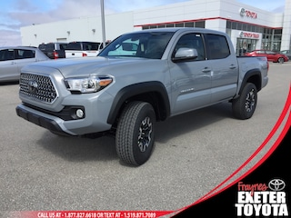 2019 Toyota Tacoma TRD Off Road V6 4X4 S/B Truck Double Cab