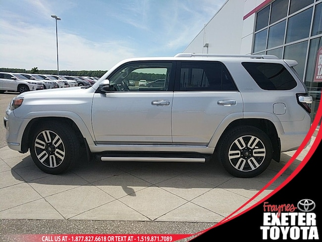 2016 Toyota 4Runner Limited 4x4 SUV