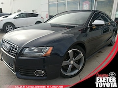 2011 Audi S5 **AS-IS** 4.2 Premium AWD Coupe