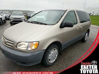 2001 Toyota Sienna CE **AS-IS** Minivan