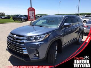 2019 Toyota Highlander Limited AWD SUV