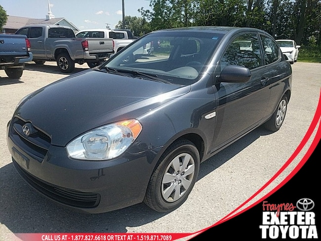 2011 Hyundai Accent L **AS-IS** Hatchback