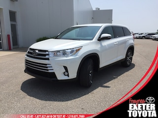 2019 Toyota Highlander LE AWD Convenience Package SUV