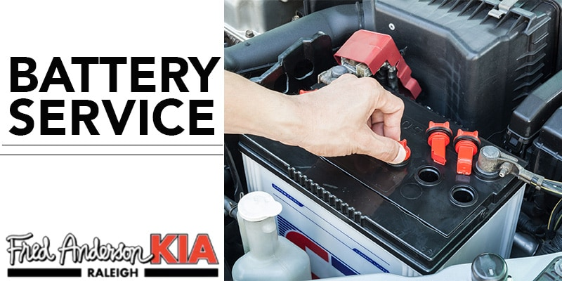 Experienced Kia Battery Service | Raleigh, NC