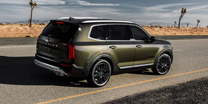 Why Choose the 2020 Kia Telluride?