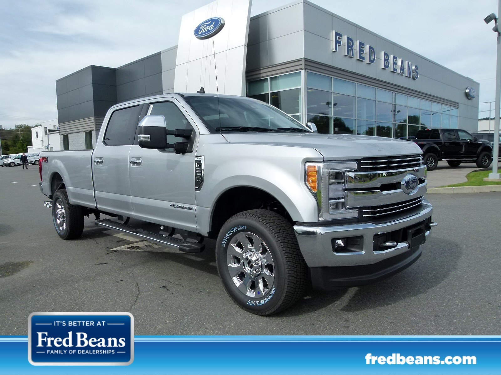 New 2019 Ford F 250 For Sale Boyertown Pa 1ft7w2bt6kec27229 1948 Truck Cast S 350 Lariat Crew Cab V 8 Cyl
