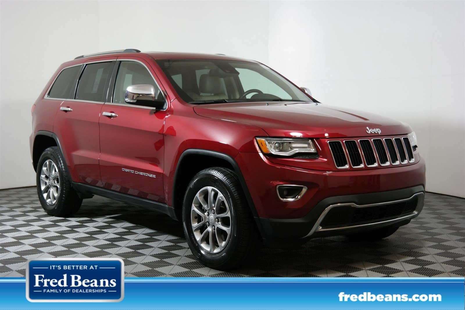 2015 Jeep Grand Cherokee Limited Diesel Lux II 4WD  Limited