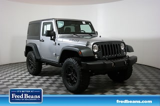 2015 Jeep Wrangler Willys Wheeler 4WD  Willys Wheeler