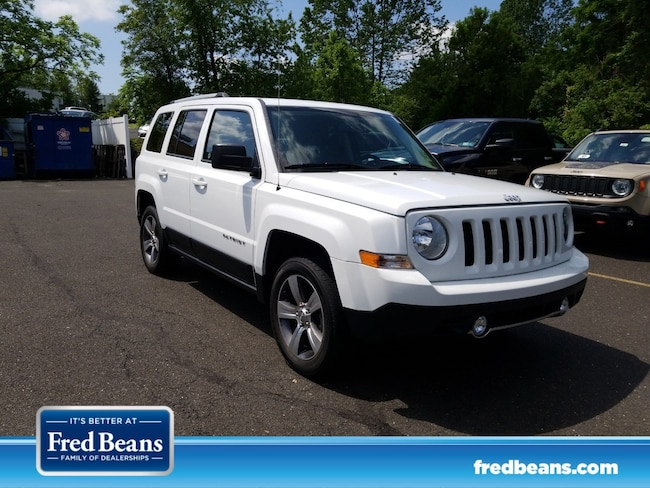 Used 2016 Jeep Patriot High Altitude Edition 4WD  High Altitude Edition in Doylestown
