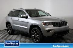 2016 Jeep Grand Cherokee Limited 75th Anniversary 4WD  Limited 75th Anniversary