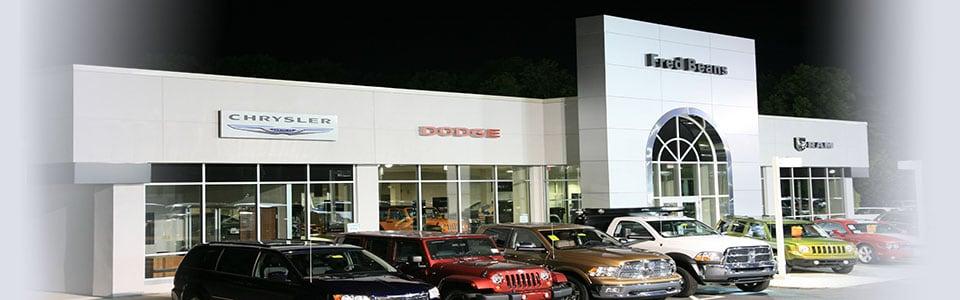 Jeep Dealership Near Me >> Fred Beans Chrysler Dodge Jeep Ram | New Chrysler, Dodge ...