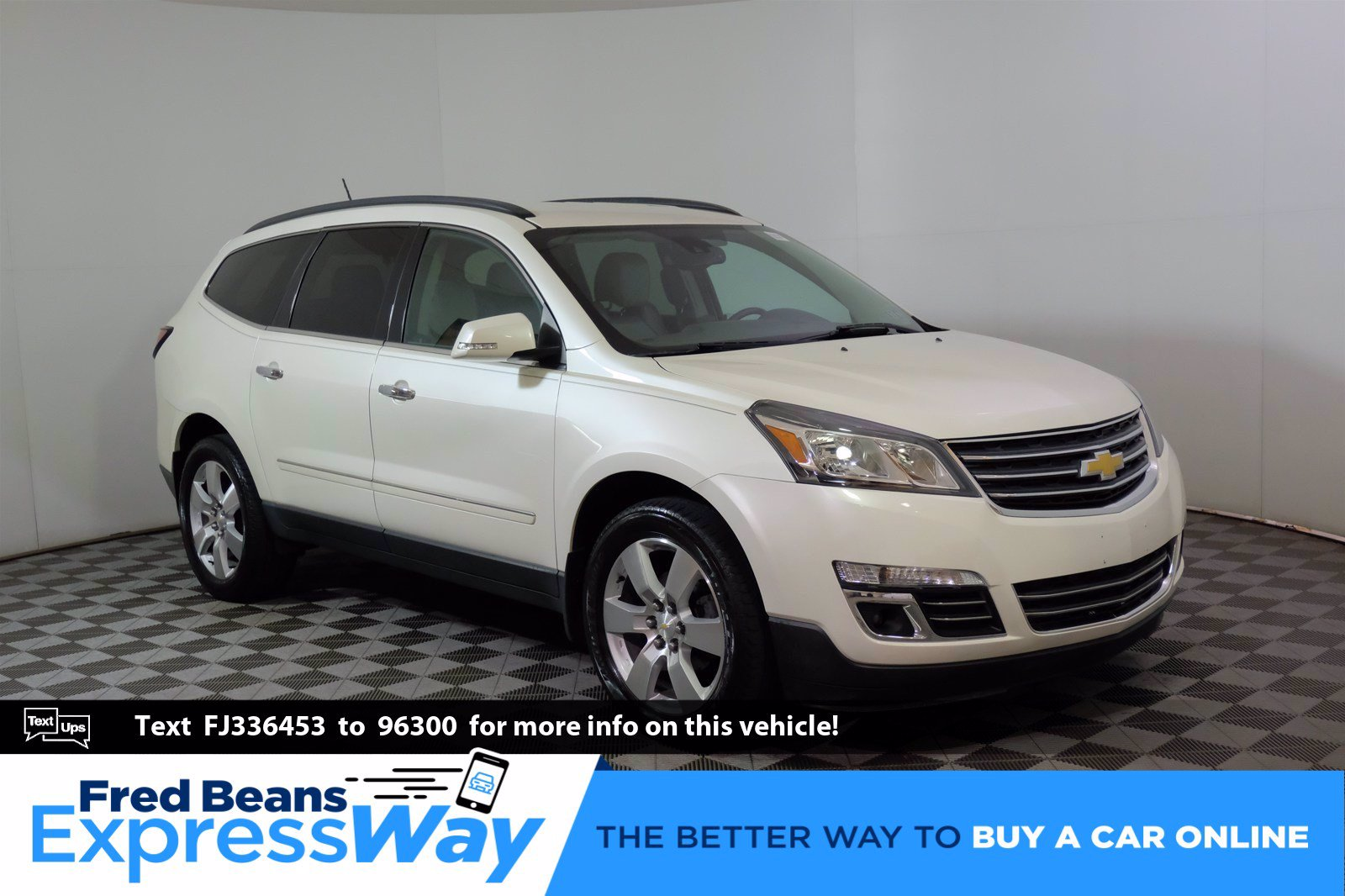 Used Chevrolet Traverse Doylestown Pa