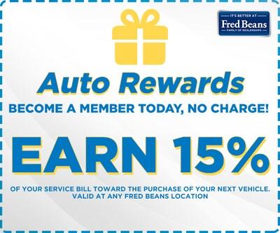 Auto Rewards