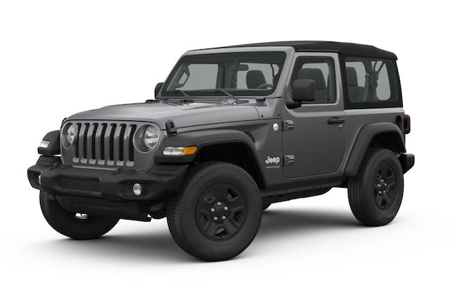 New 2018 Jeep Wrangler SPORT 4X4 Sport Utility in Doylestown