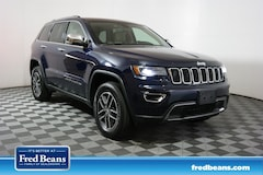 2018 Jeep Grand Cherokee Limited Pano-Roof Limited 4x4
