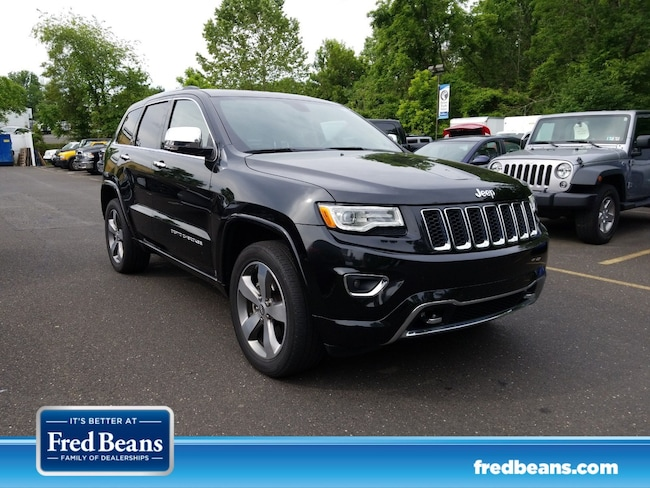 Used 2016 Jeep Grand Cherokee Overland 4WD  Overland in Doylestown