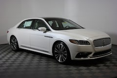 Used 2017 Lincoln Continental Reserve 3.0L EcoBoost AWD V6 *LINCOLN Certified* Sedan
