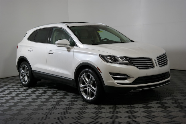 2016 Lincoln MKC Reserve 2.3L EcoBoost AWD I4 *LINCOLN Certified* SUV