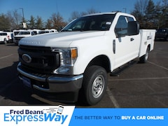 2021 Ford F-250 8ft Reading Utility Body Truck Super Cab