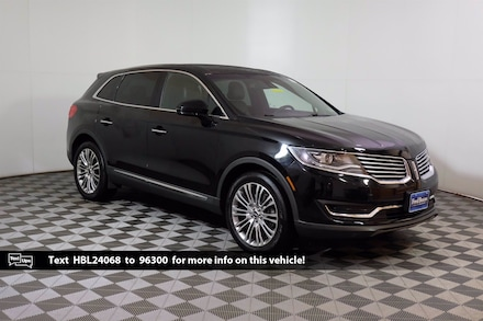 2017 Lincoln MKX Reserve AWD V6 *LINCOLN Certified*