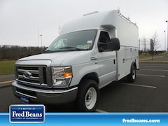 2019 Ford E-350 Cutaway 10ft Supreme Spartan Body Truck