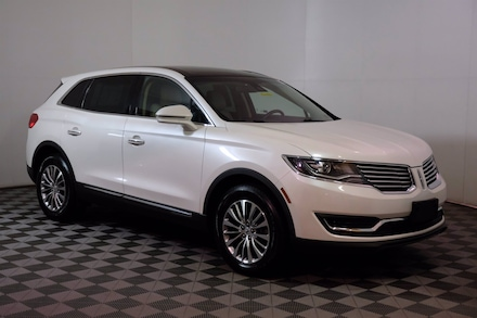 2017 Lincoln MKX Select Plus 2.7L EcoBoost AWD V6 *LINCOLN Certifie SUV