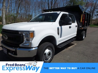 2020 Ford F-350 Chassis 10ft Reading Landscape Dump Truck Crew Cab