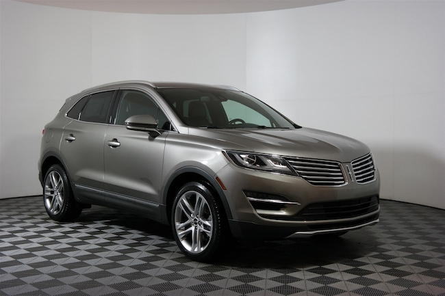Certified Pre-Owned 2017 Lincoln MKC Reserve 2.0L EcoBoost AWD I4 *LINCOLN Certified* SUV For Sale in Doylestown PA