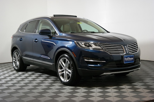 Certified Pre-Owned 2015 Lincoln MKC Reserve 2.0L EcoBoost AWD I4 *LINCOLN Certified* SUV For Sale in Doylestown PA