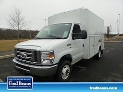 2019 Ford E-350 Cutaway 11ft Reading Aluminum CSV Truck