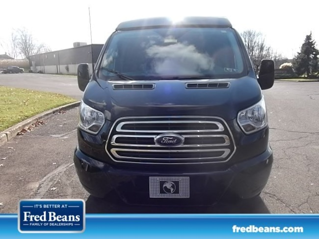 2018 Ford Transit-150 7-Passenger Explorer Limited SE Hightop Conversion Van