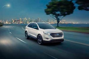 Ford Edge Towing Capacity
