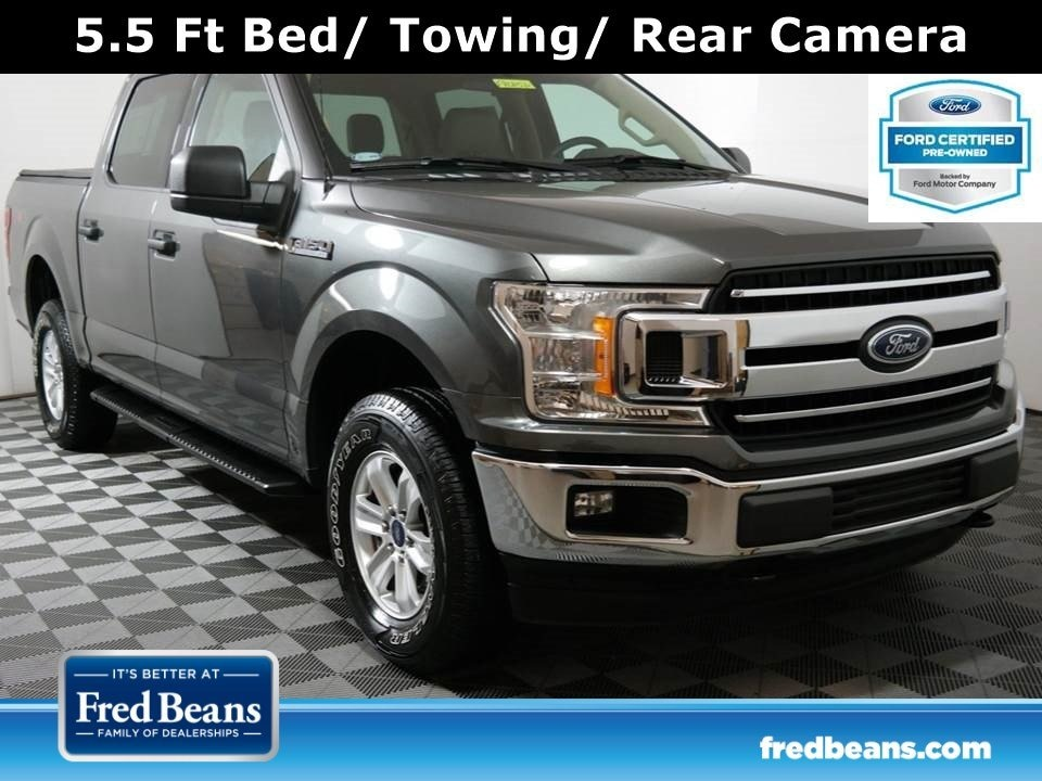 Used 2018 Ford F 150 For Sale Doylestown Pa Serving Quakertown