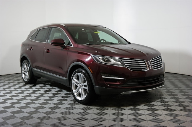 2016 Lincoln MKC Reserve 2.0L EcoBoost AWD I4 *LINCOLN Certified* SUV