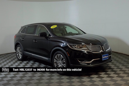 2017 Lincoln MKX Reserve AWD V6 *LINCOLN Certified* SUV