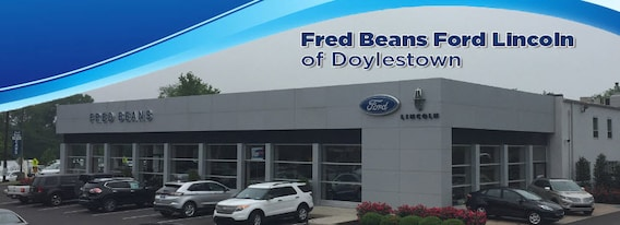 Fred Beans Doylestown Pa >> Ford Dealer In Pa Doylestown Pa Fred Beans Ford