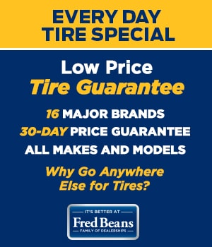Every Day Tire Special