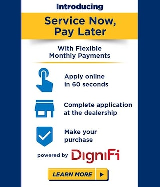 DigniFi Service Now, Pay Later