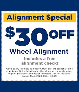 Alignment Care Car Month