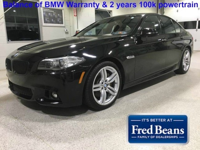 Bmw 535I Xdrive >> Used 2016 Bmw 535i For Sale At Fred Beans Volkswagen Of Doylestown